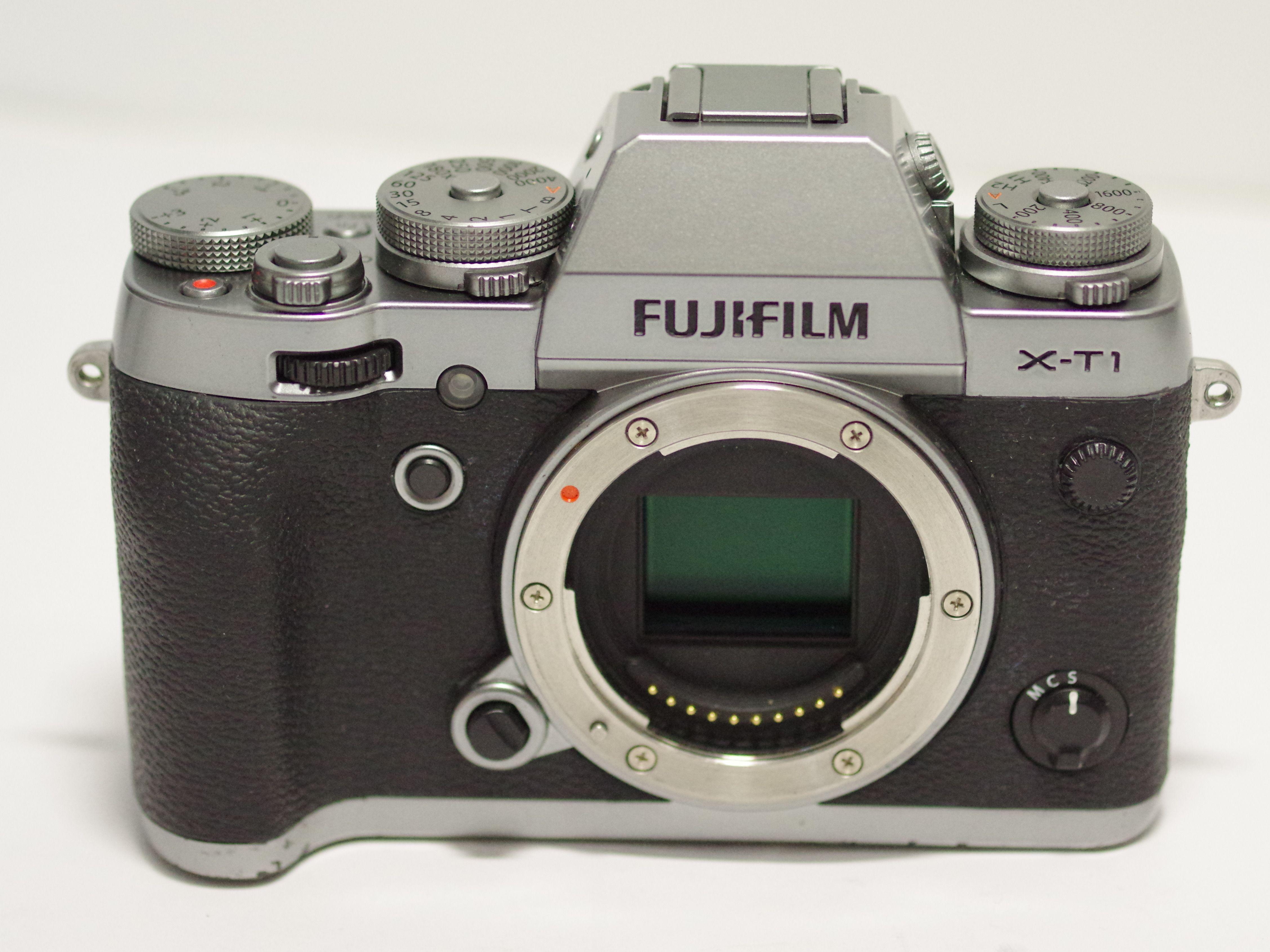 FUJI X-T1 + XC 15-45MM